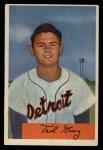 1954 Bowman #71  Ted Gray  Front Thumbnail