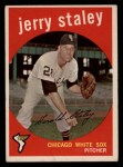 1959 Topps #426  Jerry Staley  Front Thumbnail