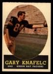 1958 Topps #56  Gary Knafelc  Front Thumbnail