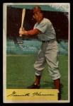 1954 Bowman #47 ALL Granny Hamner  Front Thumbnail