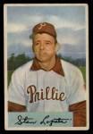 1954 Bowman #207  Stan Lopata  Front Thumbnail