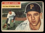 1956 Topps #56  Dale Long  Front Thumbnail