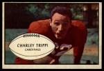 1953 Bowman #17  Charley Trippi  Front Thumbnail