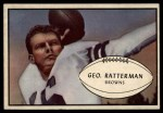 1953 Bowman #85  George Ratterman  Front Thumbnail