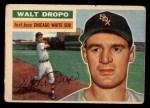 1956 Topps #238  Walt Dropo  Front Thumbnail