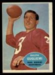 1960 Topps #123  Ralph Guglielmi  Front Thumbnail