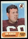 1968 Topps #180  Jim Kanicki  Front Thumbnail