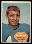 1960 Topps #41  Earl Morrall  Front Thumbnail