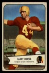 1954 Bowman #27  Harry Dowda  Front Thumbnail
