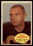 1960 Topps #100  George Tarasovic  Front Thumbnail