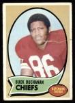 1970 Topps #220  Buck Buchanan  Front Thumbnail