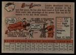1958 Topps #353  Stan Lopata  Back Thumbnail
