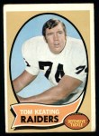 1970 Topps #171  Tom Keating  Front Thumbnail