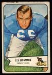1954 Bowman #29  Les Bingaman  Front Thumbnail