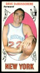 1969 Topps #85  Dave Debusschere  Front Thumbnail