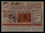1958 Topps #39  Bob Martyn  Back Thumbnail