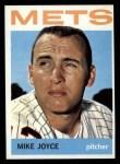 1964 Topps #477  Mike Joyce  Front Thumbnail
