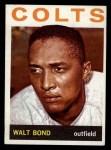 1964 Topps #339  Walt Bond  Front Thumbnail