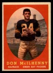 1958 Topps #71  Don Mcilhenny  Front Thumbnail