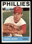 1964 Topps #448  Cookie Rojas  Front Thumbnail