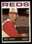 1964 Topps #49  Bill Henry  Front Thumbnail