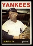 1964 Topps #164  Bud Daley  Front Thumbnail