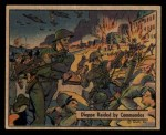 1941 Gum Inc. War Gum #95   Dieppe Raided By Commandos Front Thumbnail