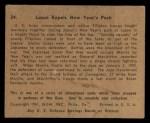 1941 Gum Inc. War Gum #24   Luzon Repels New Year's Push Back Thumbnail