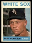 1964 Topps #31  Dave Nicholson  Front Thumbnail