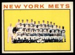 1964 Topps #27   Mets Team Front Thumbnail