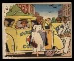 1941 Gum Inc. Uncle Sam Home Defense #108   Drivers Corps Front Thumbnail