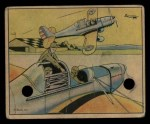 1941 Gum Inc. Uncle Sam Home Defense #44   Blind Flying Front Thumbnail