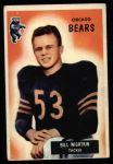 1955 Bowman #92  Bill Wightkin  Front Thumbnail