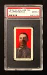 1910 E103 Williams Caramel  Wild Bill Donovan  Front Thumbnail