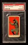 1909 E92 Dockman #18  Hughie Jennings  Front Thumbnail