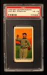 1909 E92 Dockman #12  Bill Donovan  Front Thumbnail