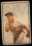1953 Bowman #138  Bubba Church  Front Thumbnail