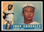 1960 Topps #518  Tony Gonzalez  Front Thumbnail