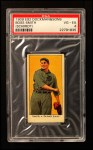 1909 E92 Dockman #31 THR Boss Schmidt  Front Thumbnail