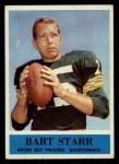 1964 Philadelphia #79  Bart Starr  Front Thumbnail