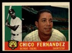 1960 Topps #314  Chico Fernandez  Front Thumbnail