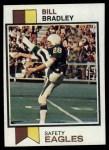 1973 Topps #170  Bill Bradley  Front Thumbnail