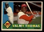 1960 Topps #167  Valmy Thomas  Front Thumbnail