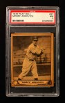 1940 Play Ball #97  Morrie Arnovich  Front Thumbnail
