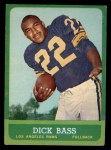 1963 Topps #39  Dick Bass  Front Thumbnail