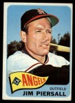 1965 Topps #172  Jimmy Piersall  Front Thumbnail