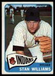 1965 Topps #404  Stan Williams  Front Thumbnail