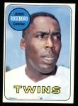 1969 Topps #218  John Roseboro  Front Thumbnail