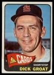 1965 Topps #275  Dick Groat  Front Thumbnail