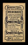 1910 M116 Sporting Life  Farmer Ray  Back Thumbnail